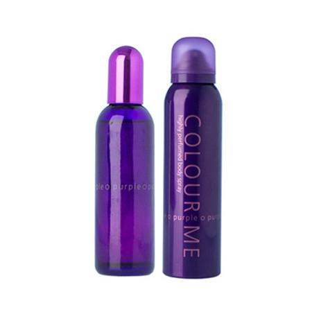 Colour Me Purple Eau de Parfum Spray 100ml With Gift