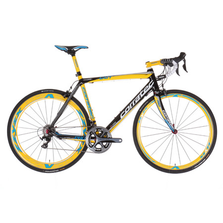 Corratec CCT Pro (Dura Ace - 2014) - Medium Black/Yellow | Road Bikes