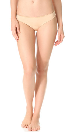Cosabella Marni Seamless Low Rise Thong - Nude