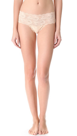 Cosabella Never Say Never Hottie Boy Shorts - Blush