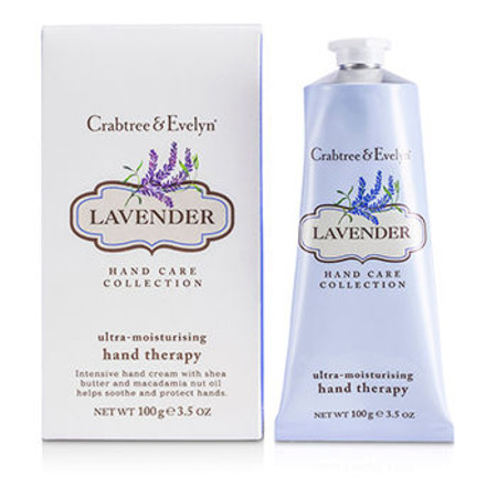 Crabtree & Evelyn Lavender Ultra-Moisturising Hand Therapy 100g/3.5oz