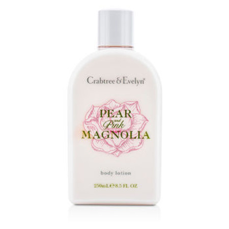Crabtree & Evelyn Pear & Pink Magnolia Body Lotion 250ml/8.5oz