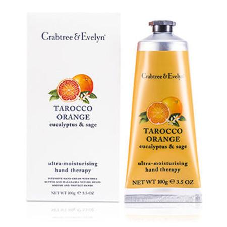 Crabtree & Evelyn Tarocco Orange& Eucalyptus & Sage Ultra-Moisturising Hand Therapy 100g/3.5oz