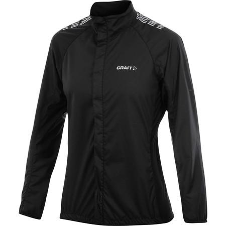 Craft Ladies AB Wind Jacket - Extra Large Black