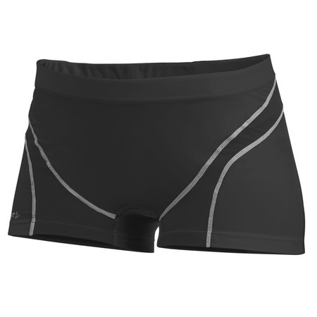 Craft Ladies Cool Boxer with Mesh - Extra Large Black | Base Layers