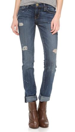 Current/Elliott The Skinny Jeans - Loved Destroy
