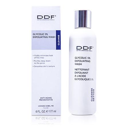 DDF Glycolic Exfoliating Wash 5% 177ml/6oz