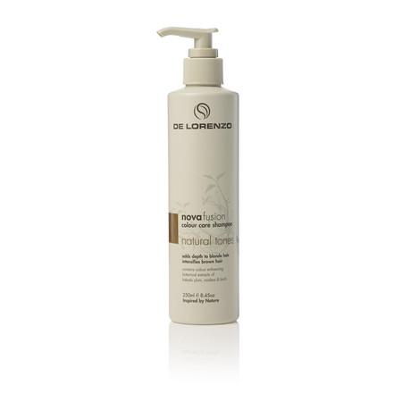 De Lorenzo NovaFusion Colour Care Shampoo 250ml - Natural Tones