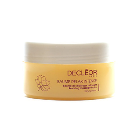 DECL�OR Baume Relax Intense Relaxing Massage Balm 125ml