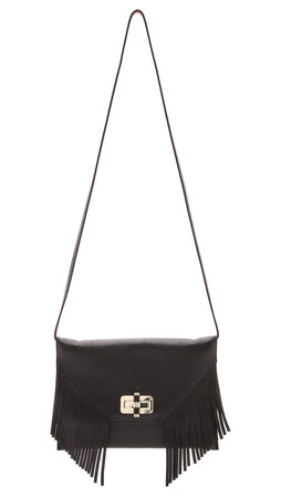 Diane Von Furstenberg 440 Gallery Cross Body Bag - Black