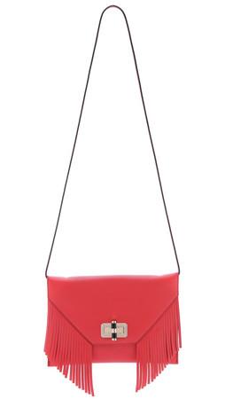 Diane Von Furstenberg 440 Gallery Cross Body Bag - Paprika