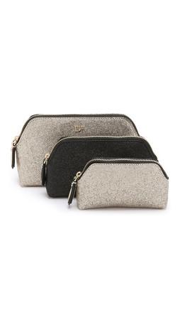 Diane Von Furstenberg Glitterati Triplet Set - Sand/Deep Black/Sand