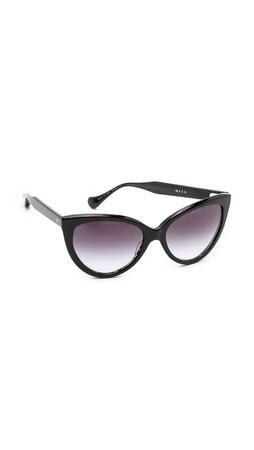 Dita Eclipse Sunglasses - Black Swirl/Grey To Clear