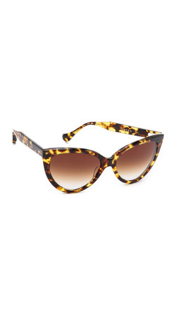 Dita Eclipse Sunglasses - Tokyo Tortoise/Brown To Clear