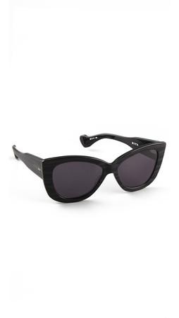 Dita Vesoul Sunglasses - Black Swirl