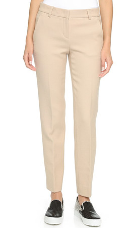 Dkny Narrow Pants - Buff