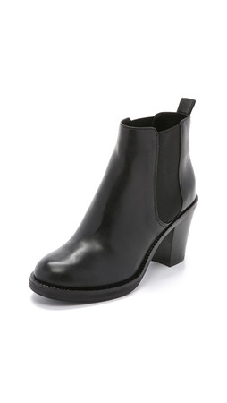 Dkny Whitley Chelsea Booties - Black