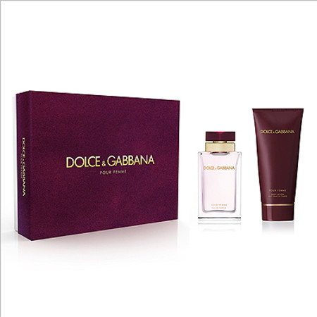 Dolce and Gabbana Pour Femme Gift Set 100ml