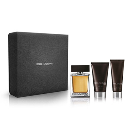 Dolce and Gabbana The One For Men Gift Set 100ml