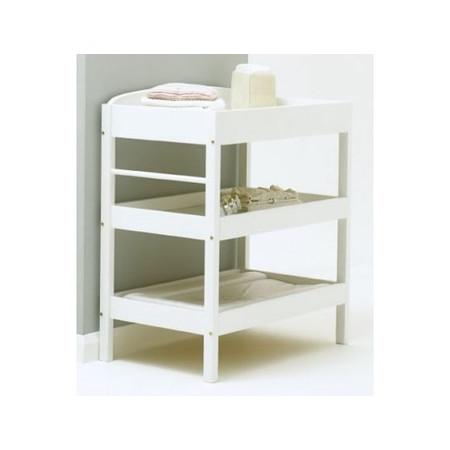 East Coast Clara White Open Dresser
