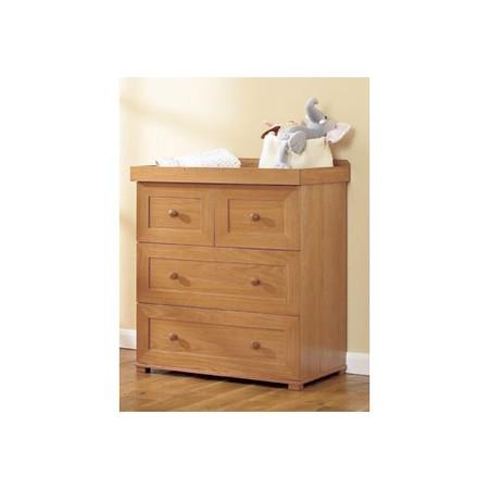 East Coast Langham Oak Dresser
