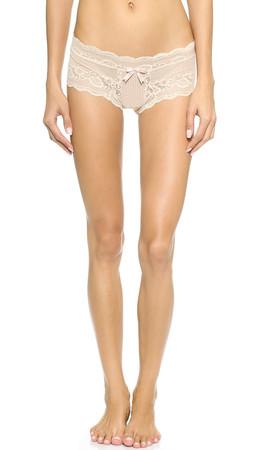 Eberjey Anouk Lace Briefs - Nude