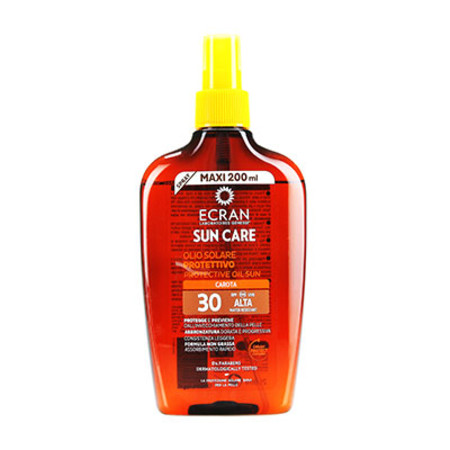 Ecran Protective Oil Sun Spray SPF 30 200ml