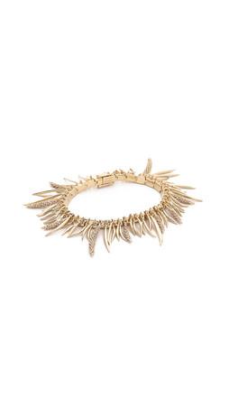 Eddie Borgo Prickle Bracelet - Gold