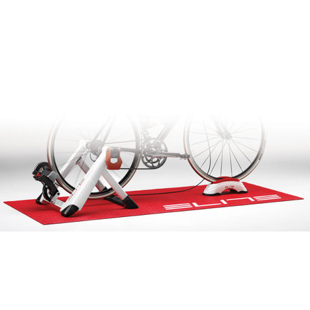 Elite - Training Mat Red/White One Size - 75cm x 190cm Red/White