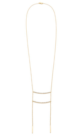 Elizabeth And James Aalto Necklace - Gold