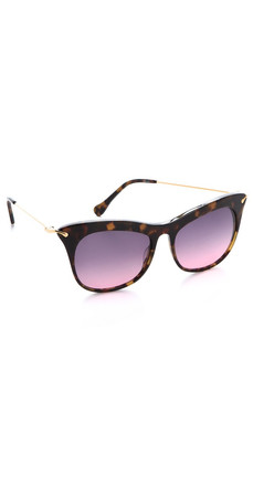Elizabeth And James Fairfax Sunglasses - Tortoise
