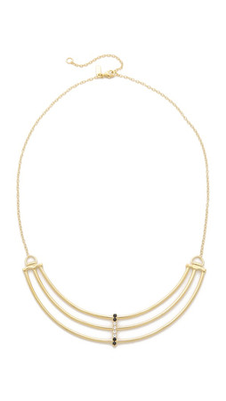 Elizabeth And James Livi Necklace - Gold