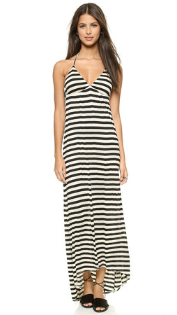 Ella Moss Cabana Dress - Black