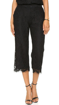 Ella Moss Love To Love You Stella Trousers - Black