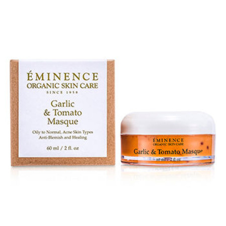 Eminence Garlic & Tomato Masque (Oily/Normal& Acne Skin) 60ml/2oz