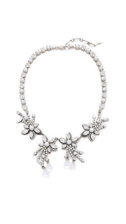 Erickson Beamon Erickson Beamon I Do Necklace - Crystal
