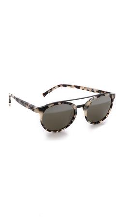Etnia Barcelona Africa 06 Sunglasses - Havana Black