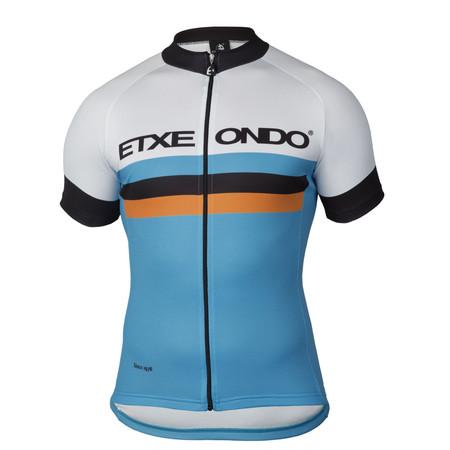 Etxeondo 1976 Short Sleeve Jersey - Extra Extra Large Blue