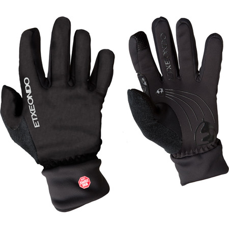 Etxeondo Gare Gloves - Medium Black | Winter Gloves