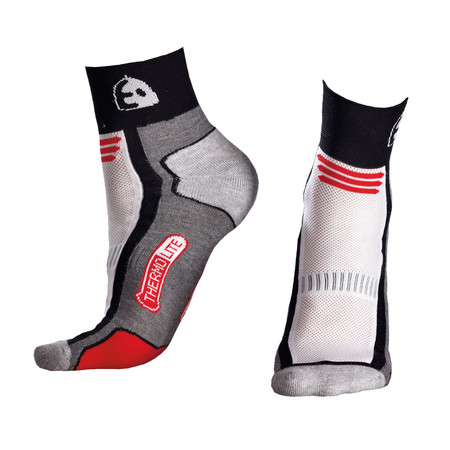 Etxeondo Gehio socks - S/M Red | Cycle Socks