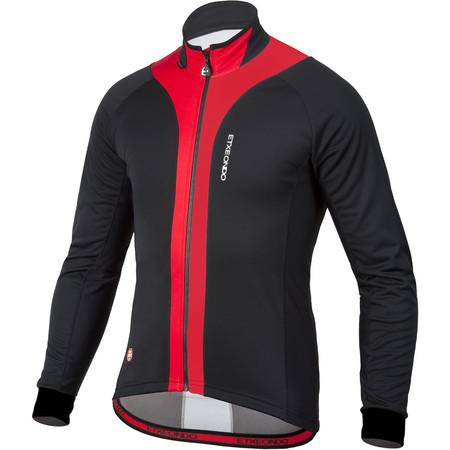 Etxeondo Sei Windstopper Jacket - Extra Large Red/Black