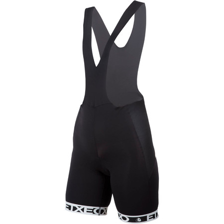 Etxeondo Women's Olaia Bib Shorts - X Small Black/White
