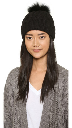 Eugenia Kim Andrea Hat - Black