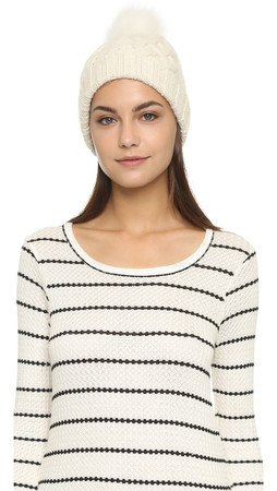 Eugenia Kim Andrea Hat - Cream