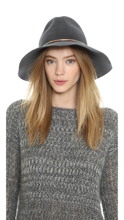 Eugenia Kim Farrah Hat - Slate