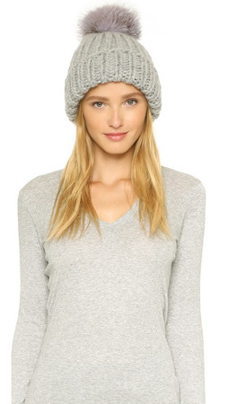 Eugenia Kim Rain Hat - Light Grey