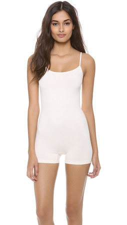 Free People Seamless Romper - Ivory
