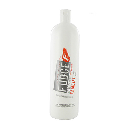 Fudge Catalyst Cream Developer Peroxide 30 vol