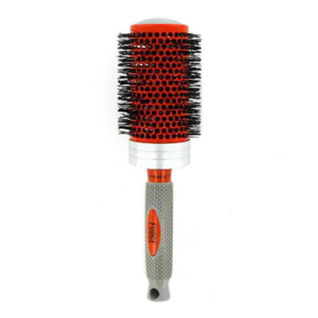 Fudge Large Radial Brush (53mm) Grey