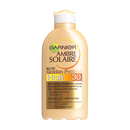 Garnier Ambre Solaire Golden Protect Lotion SPF50 200ml